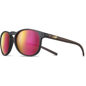 Julbo Fame Spectron 3CF Zonnebril 10-15 Jaar Kinderen, matt black/matt brown/multilayer rosa